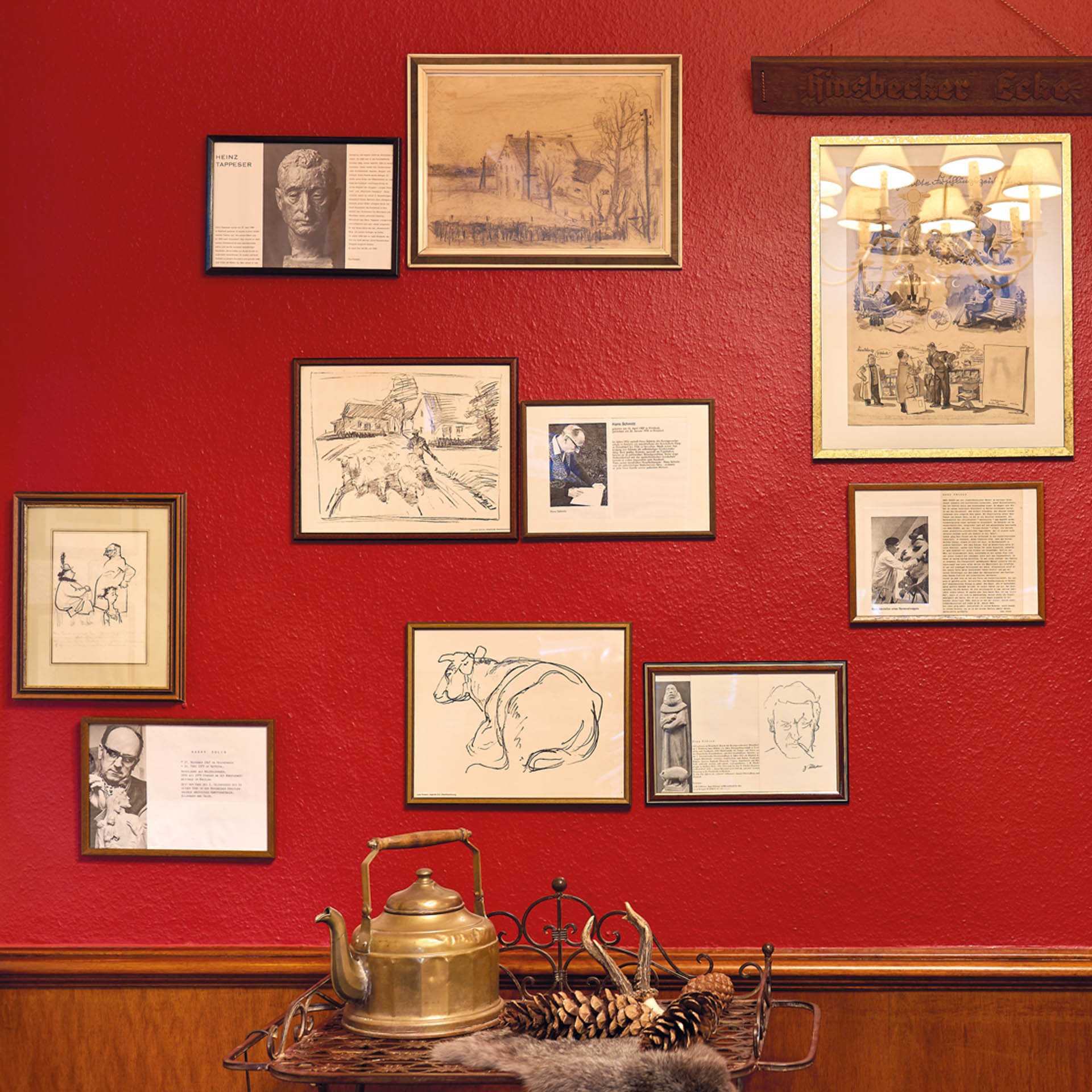 Forsthaus Hombergen Galerie