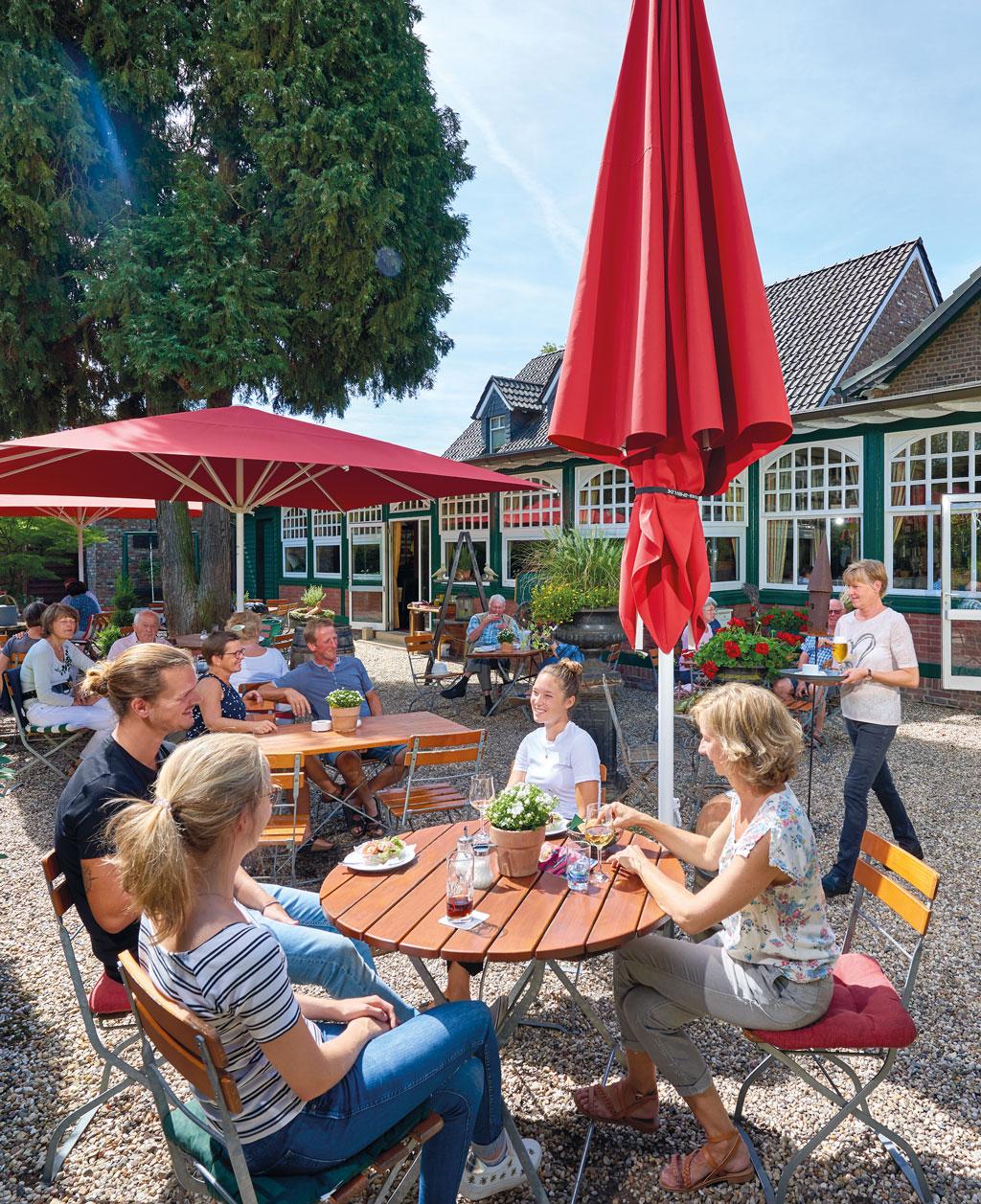 High Tea im Forsthaus Hombergen