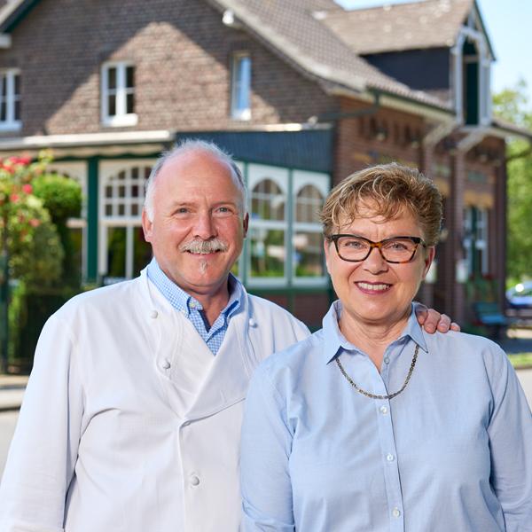 Marlene und Michal Fegers